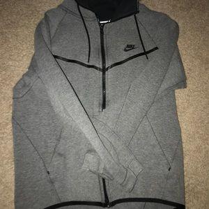 Nike Tech Fleece Zip Up Hoodie